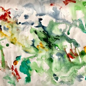 LARGE CANVAS ABSTRACTO